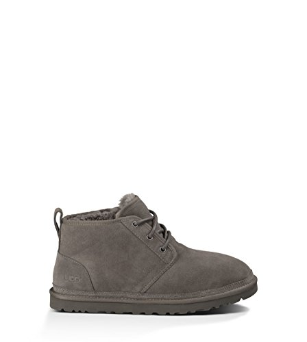 UGG Men's Neumel Charcoal Suede 8 D US ()