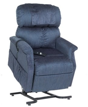 Petite Lift Chair (Golden Technologies PR-501JP PR-501JP Comforter Junior Petite Lift Chair without Head Pillow)