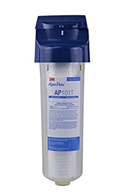 Aqua-Pure AP101T Whole House Transparent Water Filter