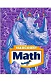 img - for Harcourt Math Level 4 by HARCOURT SCHOOL PUBLISHERS (2002-01-01) book / textbook / text book