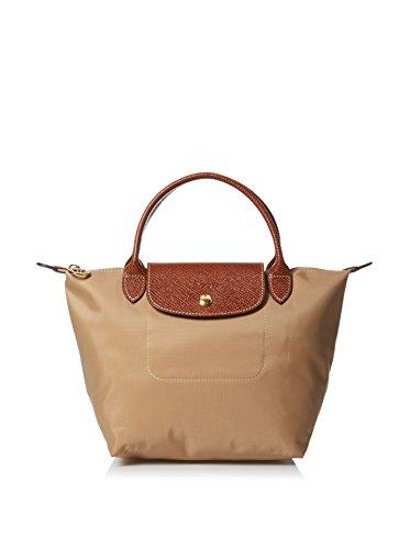 Longchamp Women's Le Pliage Small Handbag, Beige