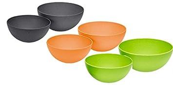 Keramik-Schüssel 20,5x11,5cm Salatschüssl Schale Schüssel