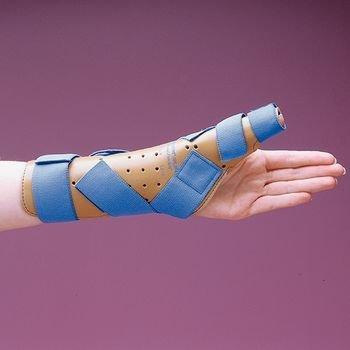 AliMed Freedom Thumb Spica Splints, Small/Medium, Right