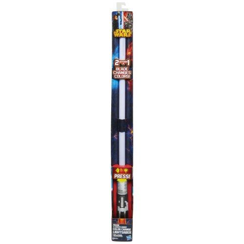 Star Wars Anakin to Darth Vader Color Change Lightsaber Toy(Discontinued by manufacturer)