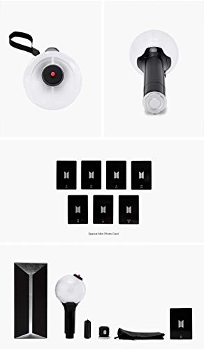 BTS Official Light Stick ver.3 + Idolpark Gift by Bighit shop (Image #4)