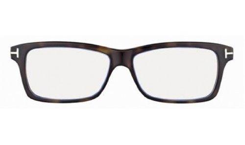Tom Ford Eyeglasses TF 5146 Eyeglasses 56B Olive Havana - Ford Mens Tom Eyewear