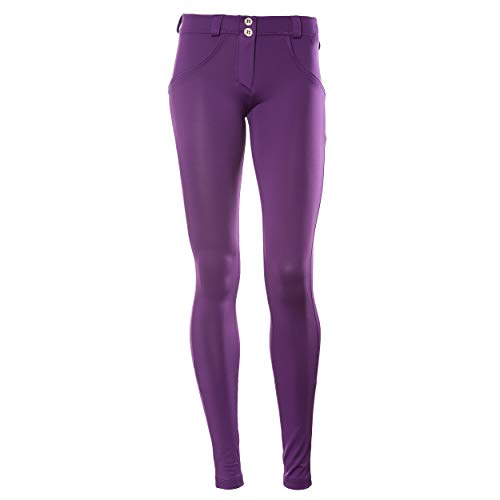 D i Skinny Violet Effect Wr w ® Tissu Shaping up® Basse Taille o XqXw0TA8