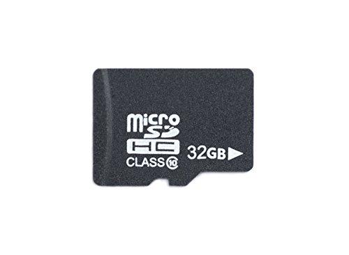 SEA TECH Siitech Premium SDHC Class 10 Micro SD Memory Card 32GB
