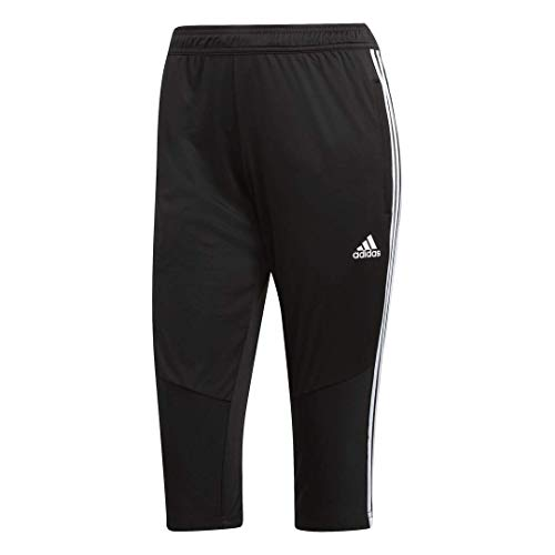 - adidas Women's Tiro19 3/4 Length Training Pants, Medium