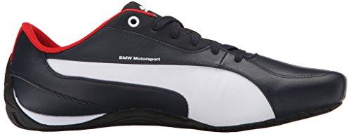 PUMA MS Cat 5 BMW Fashion NM Men's Sneakers Bmw Drift Team 2 Blue White r1r6w