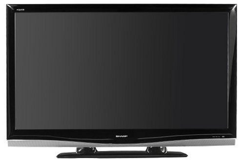 sharp 52 tv - 2
