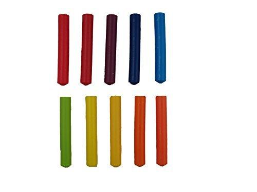 Hot Wheels Car Maker Wax Sticks Refill Pack (10 Sticks) (Car Maker)
