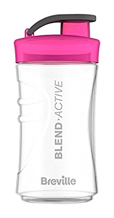 Breville VBL128 Blend Active Spare Bottle, 0.3 Litre, Blue Jarden Consumer Solutions