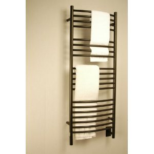20-Bar Towel Warmer in Oil Rubbed Bronze Finish by Amba
