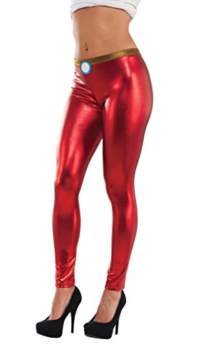 Rubie's Costume Co Women's Marvel Universe Rescue Leggings, Multi, One Size (Female Marvel Characters Costumes)