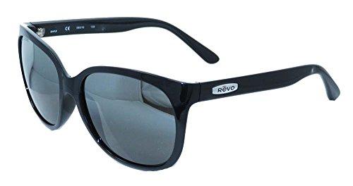 8eaf0cae73 Amazon.com  Revo Unisex Unisex RE 4041X Abyss Wraparound Polarized UV  Protection Sunglasses  Clothing