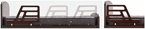 フランスベッド 手すり ベッド柵 ベッドガード スタンダードアンバー色 グランマックスGX-ハンドレール SAM 木製 038099020