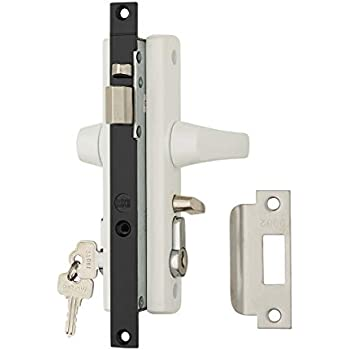 Whitco Security Screen Door Lock W892116 Tasman MK2 White ...