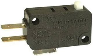 PIN PLUNGER 25A V7-1Z19E9 By HONEYWELL SPDT MICROSWITCH