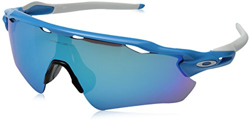 UPC 888392102461, Oakley Men's Radar OO9208-03 Shield Sunglasses, Sky Blue, 138 mm