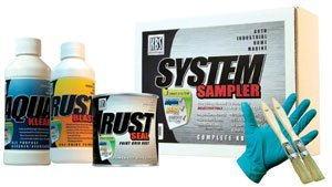 (KBS Coatings 50005 System Sampler)