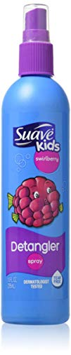 Suave Kids Berry Awesome Detangler Spray, 10 Oz