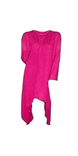 Cool Caftans - Robe Tunique Evasée Chemisier Été