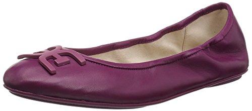Sam Edelman Women's Florence Ballet Flat, Mulberry Pink, 8 M US (Shoes Designer Pink)