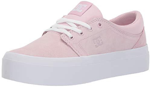 DC Shoes Womens Shoes Trase Platform Se - Shoes - Women - US 7.5 - Pink Pink US 7.5 / UK 5.5 / EU 38.5