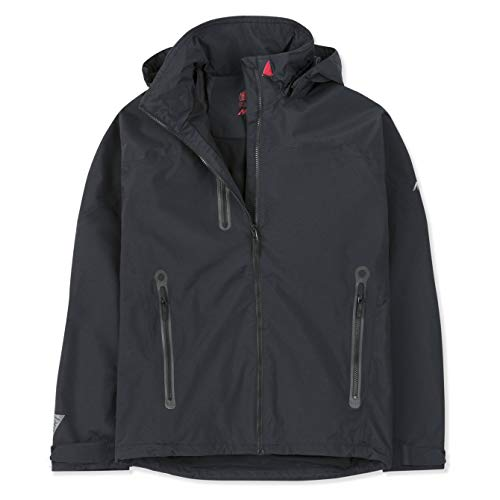 Musto-Mens-Sardinia-BR1-Yacht-Sailing-and-Boating-Coat-Jacket-Black-Lightweight-Breathable