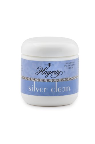 Hagerty 15507 7-Ounce Silver Cleaner, White (Best Silver Cleaner Dip)