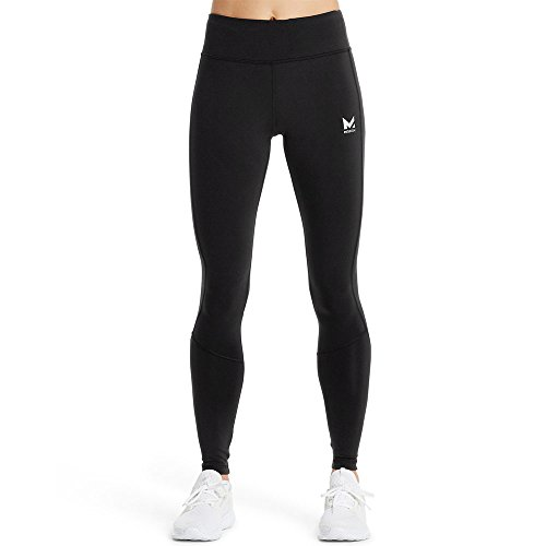 Mission Womens VaporActive Altitude Full Length Leggings, Moonless Night, Medium