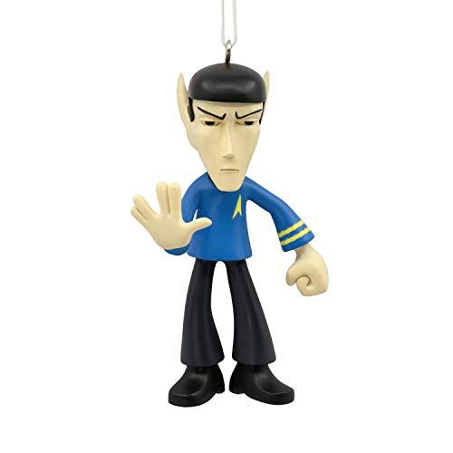 Hallmark Christmas Ornaments, CBS Star Trek Spock Ornament (Star Trek Gifts Christmas)