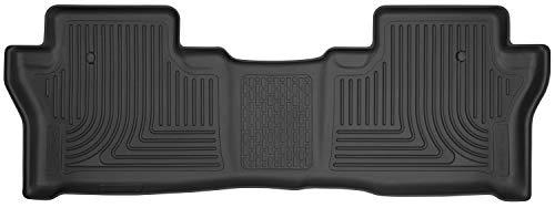 Husky Liners 2nd Seat Floor Liner Fits 16-19 Pilot Elite/EX/EX-L/LX/Touring