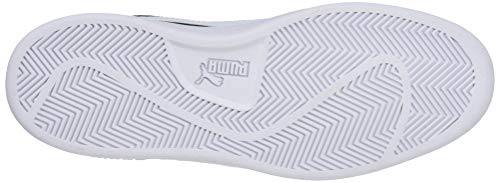 Pine – Smash Unisex Collo ponderosa Sneaker puma Sd Adulto White Verde V2 Alto Puma Mid A z8wdOxqA