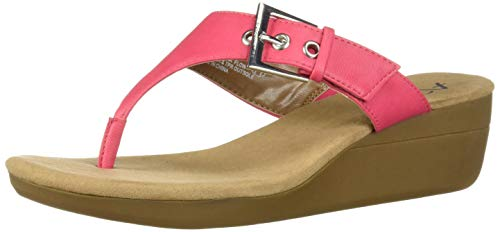 Aerosoles A2 Women's Work Flow Sandal, Pink, 9 M - Pink Aerosoles Sandals