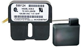 (Little Giant 599124 ACS-3 Auxiliary Condensate Drain Pan Overflow Shut-Off Switch)