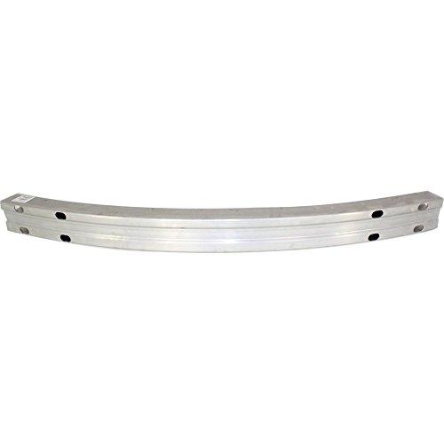 Evan-Fischer EVA17572035428 Bumper Reinforcement for Cadillac Deville 00-05 Front Impact Bar Aluminum Fwd NSF Certified