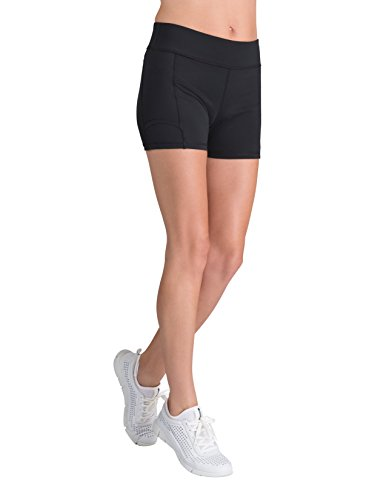 Tail Activewear Women's Antonia Tennis Short Small Black