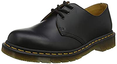 Dr. Martens unisex-adult 1461 3 Eye Shoe