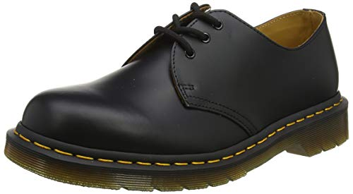 Dr. Martens - 1461 Nappa, Black, 14 M US Women/13 M US Men]()
