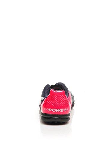 Puma evoPOWER 4.2 TT Jr - zapatillas de fútbol de material sintético infantil turquesa
