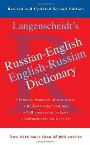 Download Russian-English Dictionary 2 Original edition pdf