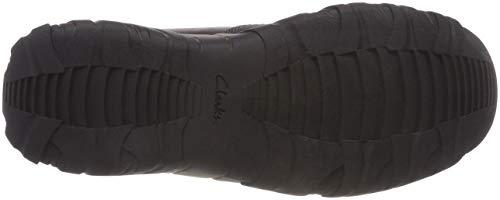 Neige Clarks Top Noir De Bottes Walbeck black Homme Leather Ii vUgrxqZnv