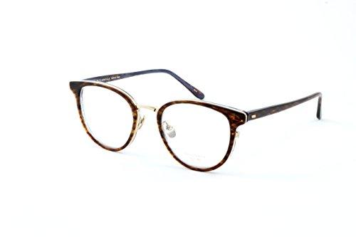 Masunaga Unisex Designer Sunglasses Model: GMS 822/S, Color: 13 Demi, Size - Masunaga Eyewear