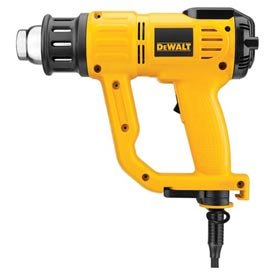 Dewalt D26960 Heavy Duty Heat Gun W/LCD Display, 3.44 inch x 11 inch x 11.06 inch
