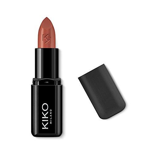KIKO MILANO - Smart Fusion Lipstick Hazelnut Color Rich and Nourishing Lipstick with a Bright Finish 432