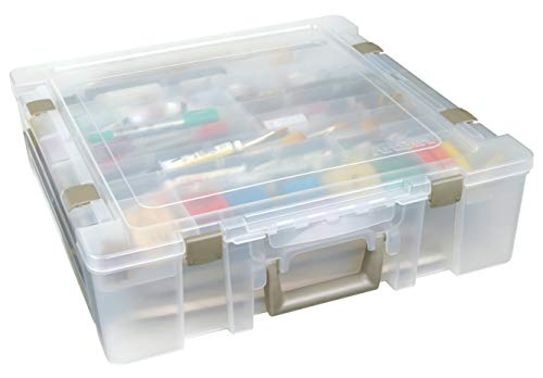 ArtBin Stackable Compartment Box