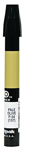 The Original Chartpak AD Marker, Tri-Nib, Pale Olive, 1 Each (P34)