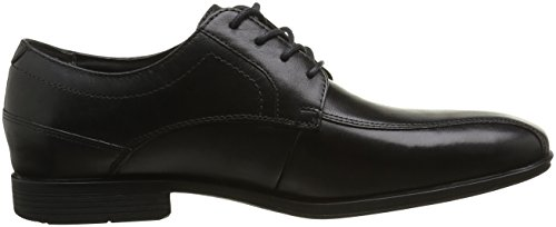 Rockport Style Connected Bike Toe - Zapatos Hombre negro (negro piel)